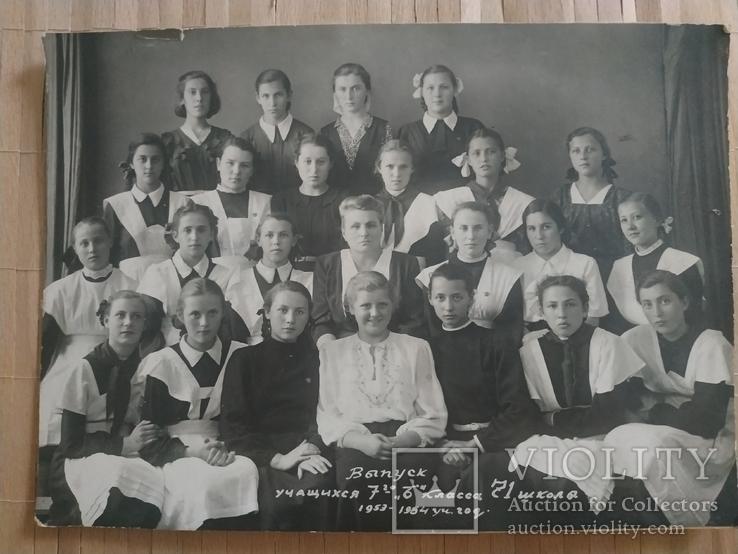 Пионерки 1953 год красивое фото большое, фото №2