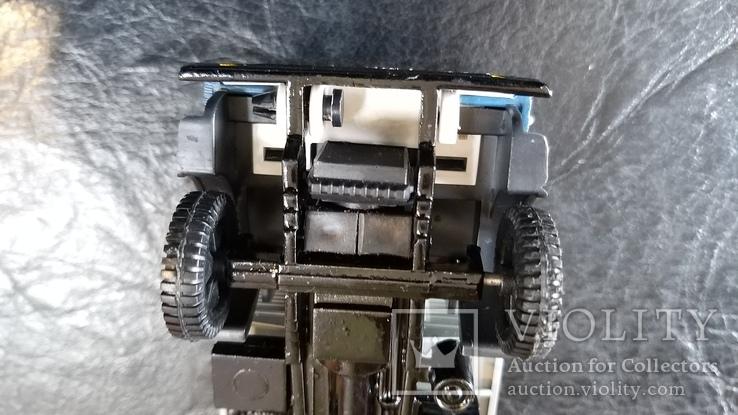 Модель КамАЗ 5320 в родной коробке, фото №5