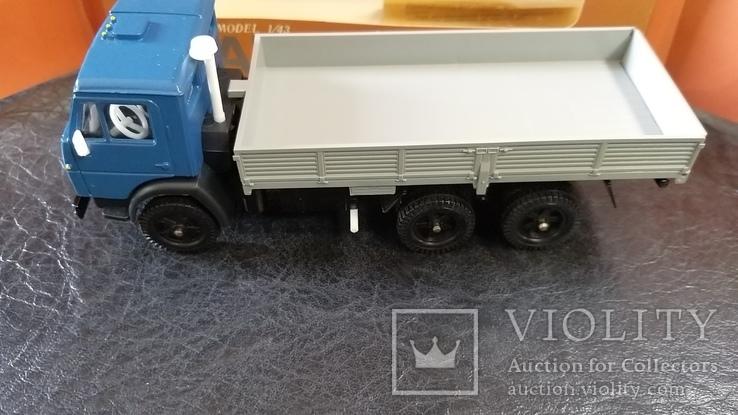 Модель КамАЗ 5320 в родной коробке, фото №13