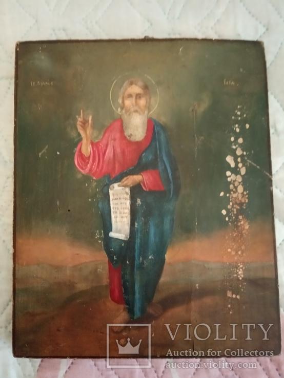 Икона Пророк Илья, фото №2