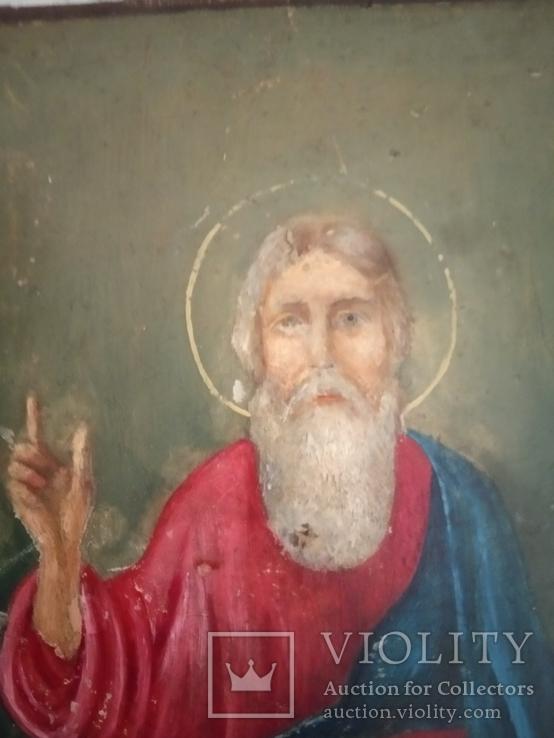 Икона Пророк Илья, фото №8