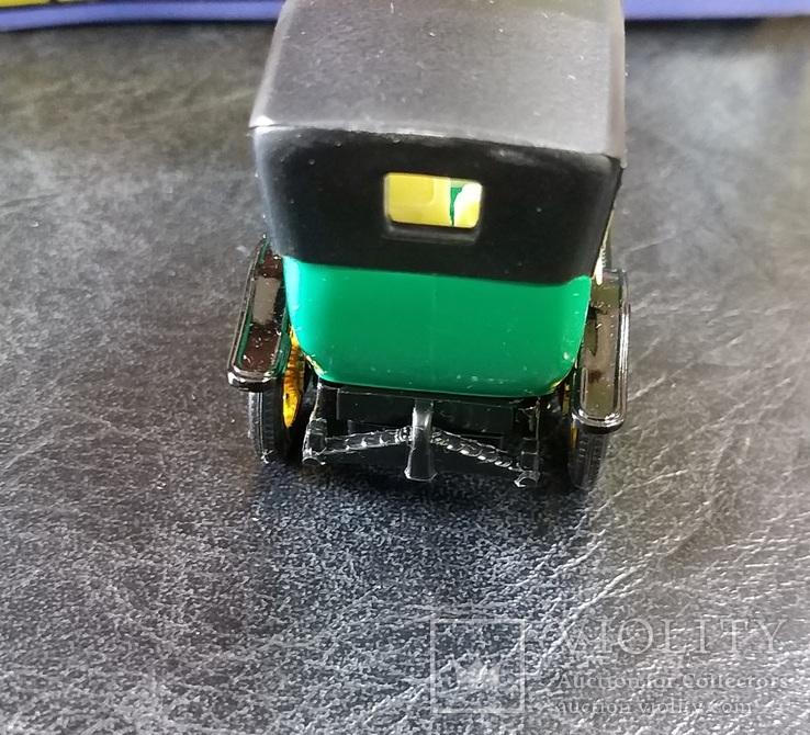 Руссо-Балт модель 1:43 в родной каробке, фото №4