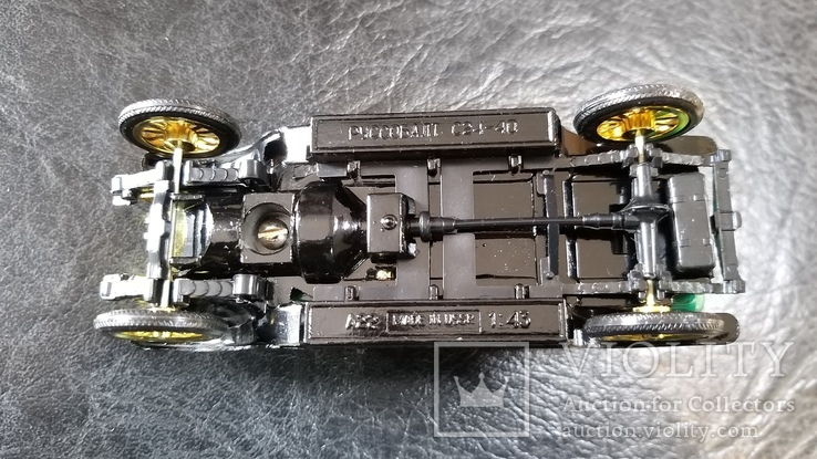 Руссо-Балт модель 1:43 в родной каробке, фото №9