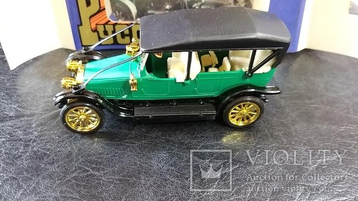 Руссо-Балт модель 1:43 в родной каробке, фото №13