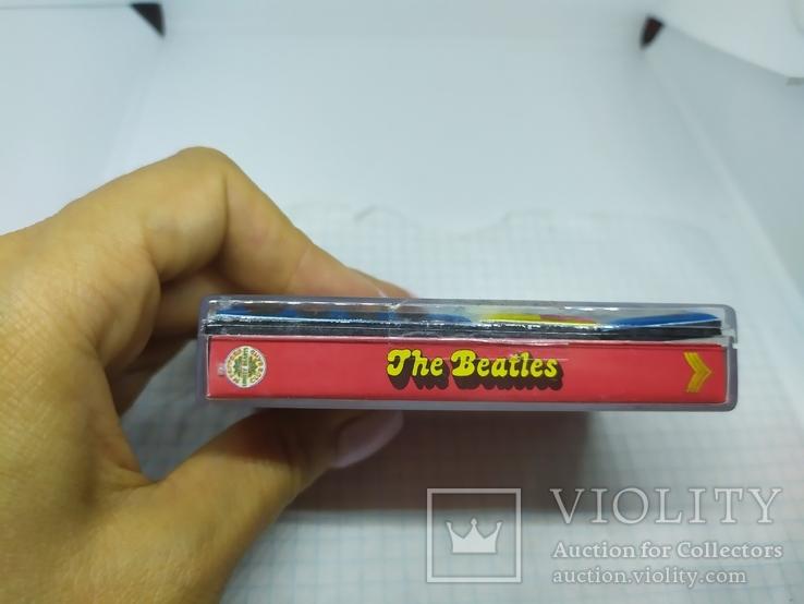 Комплект дизайнерских магнитов The Beatles, фото №4