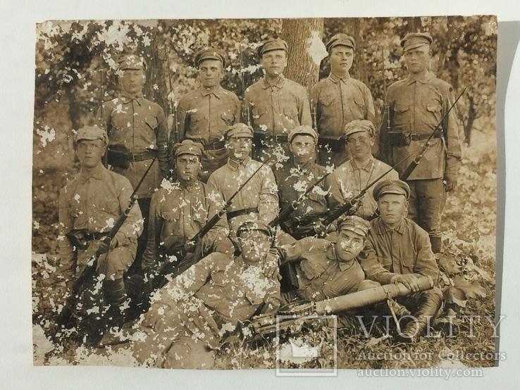 Военные РККА 20 х г, фото №2