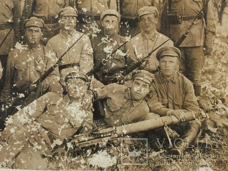 Военные РККА 20 х г, фото №3