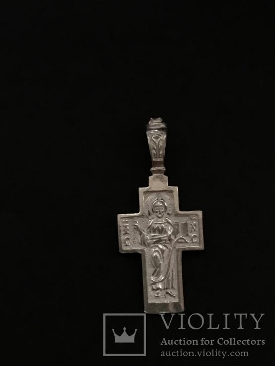 Крестик нательный, фото №3