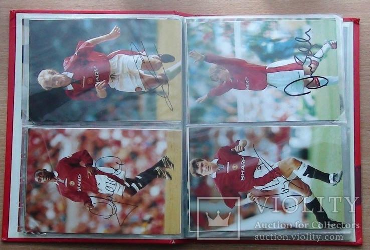 Официальный альбом Манчестер Юнайтед, примерно 70 или 120, фото №5