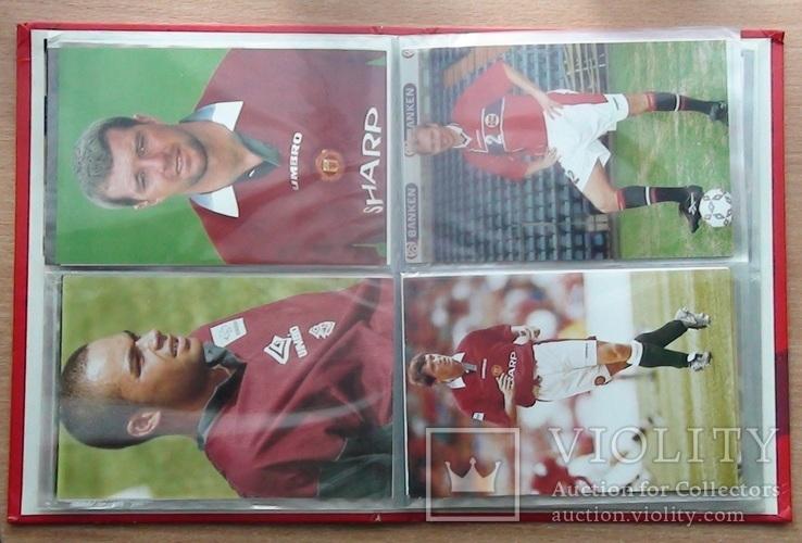 Официальный альбом Манчестер Юнайтед, примерно 70 или 120, фото №8