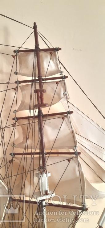 Корабль cutty sark 1869. Дарственная генерал-майору., фото №10
