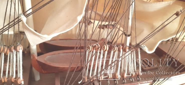 Корабль cutty sark 1869. Дарственная генерал-майору., фото №11