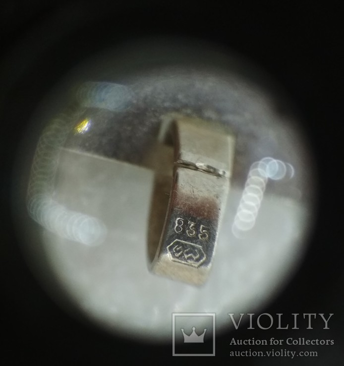 Кулон подвеска серебро 835 именная Nikole, фото №4