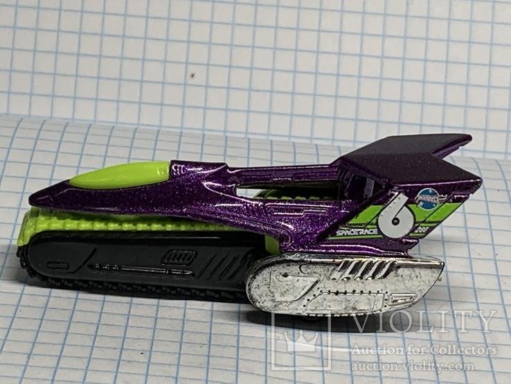 294H Hotwheels F29 Tread Air Off Road 2009 Mattel 1:64, фото №3