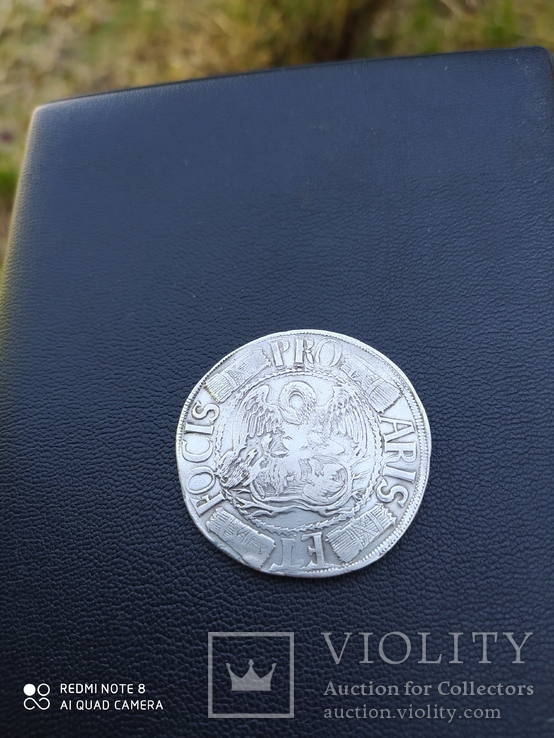 Талер Пелікан 1599, фото №2