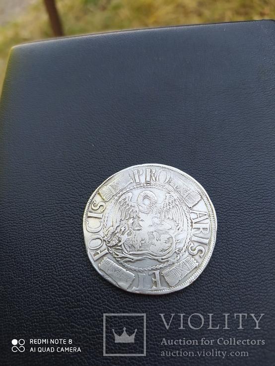 Талер Пелікан 1599, фото №3