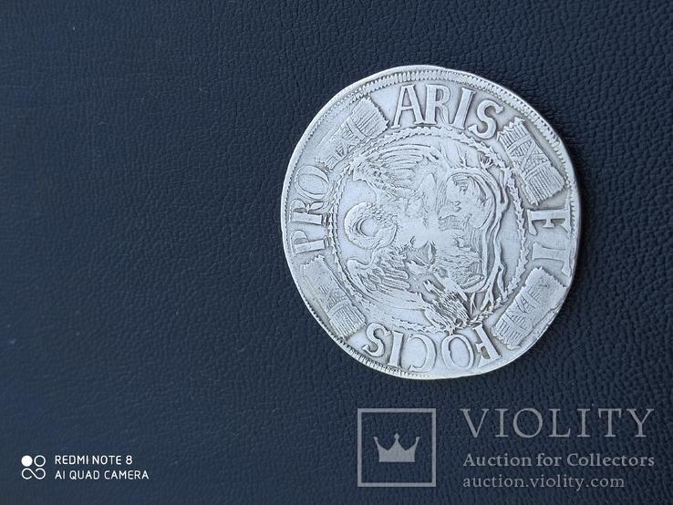 Талер Пелікан 1599, фото №4