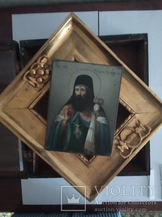 Икона Тихон Задонский, фото №5