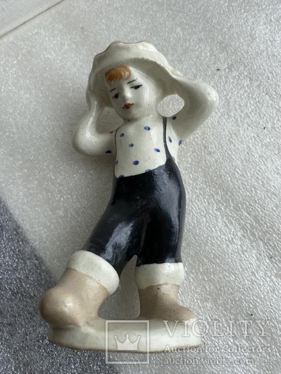 Статуэтка СССР Мальчик-грибочек, фото №6