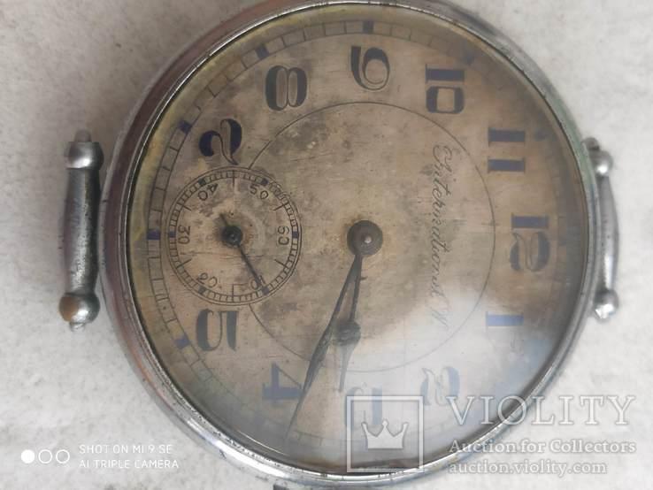 Часы International, фото №5