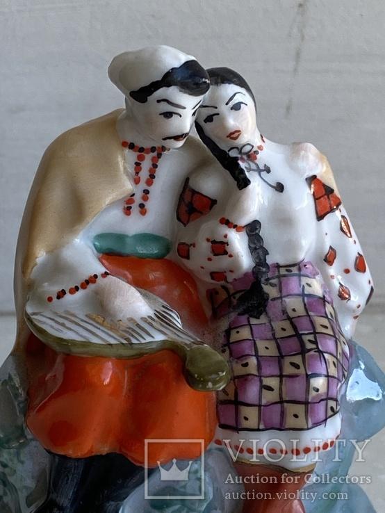 Статуэтка Влюблённая пара СССР, фото №3