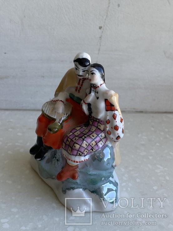 Статуэтка Влюблённая пара СССР, фото №5