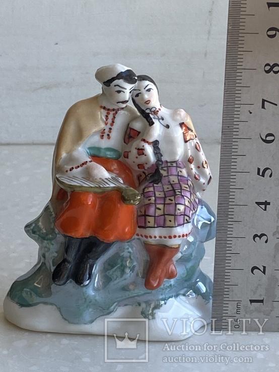 Статуэтка Влюблённая пара СССР, фото №2