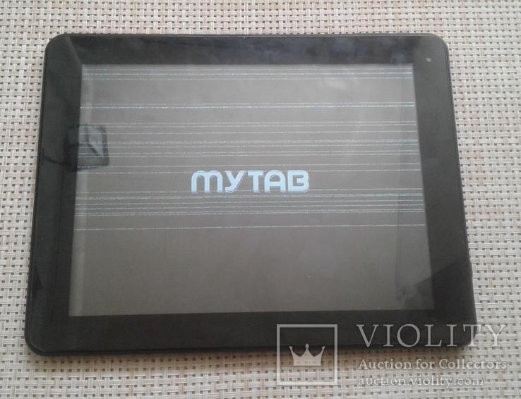 Планшет my tab-10 8g под восстановление, фото №2