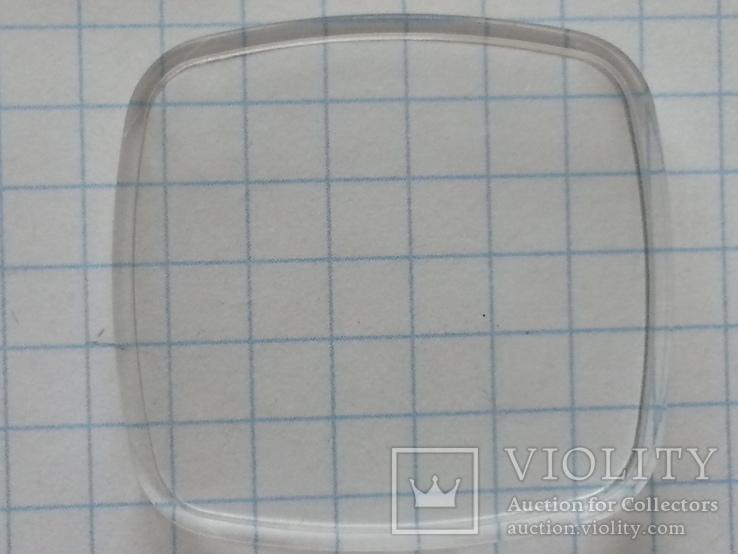 Фигурные стекла к часам Ракета 2 шт. и Полет 1 шт., фото №5