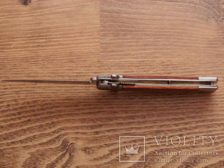 Складной нож Browning A828 Classic Stilatto 22.5см, фото №7