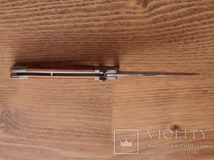 Складной нож Browning A828 Classic Stilatto 22.5см, фото №8