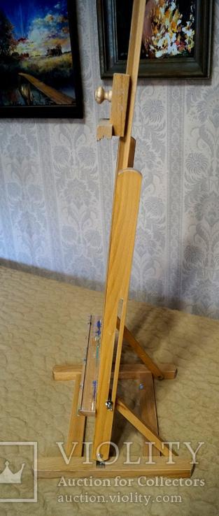 Мольберт настільний  ( бук ), фото №4