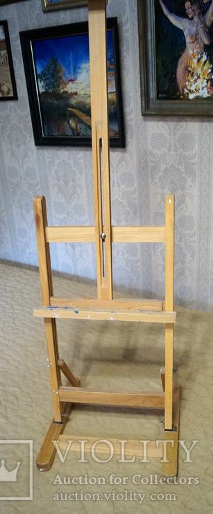Мольберт настільний  ( бук ), фото №5