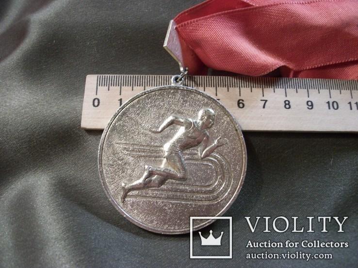 451 Милиция, МВД УССР, чемпион, победитель чемпионата. Легкий металл, фото №6