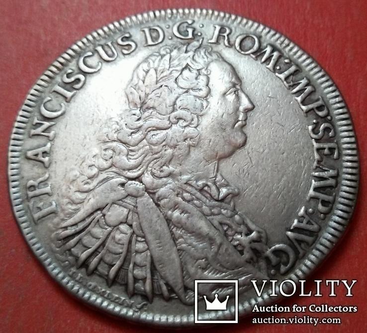 Талер 1754 год, Свободный Имперский Город Регенсбург, фото №6