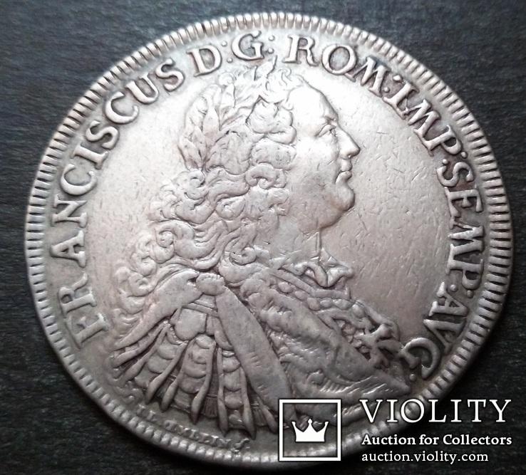 Талер 1754 год, Свободный Имперский Город Регенсбург, фото №9