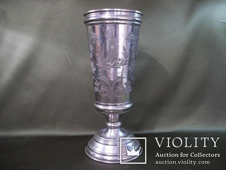 854 Кубок, чаша, ваза, Москва, Спасская башня Кремля, фото №3