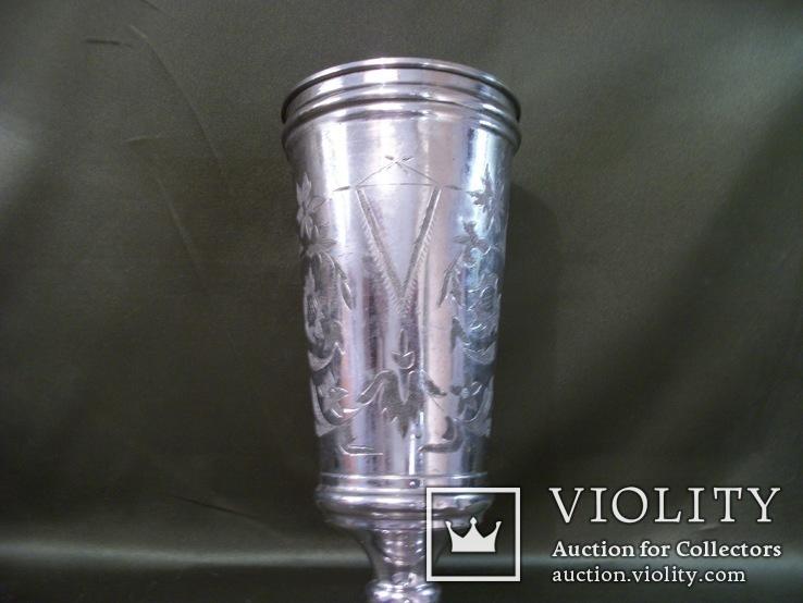 854 Кубок, чаша, ваза, Москва, Спасская башня Кремля, фото №7