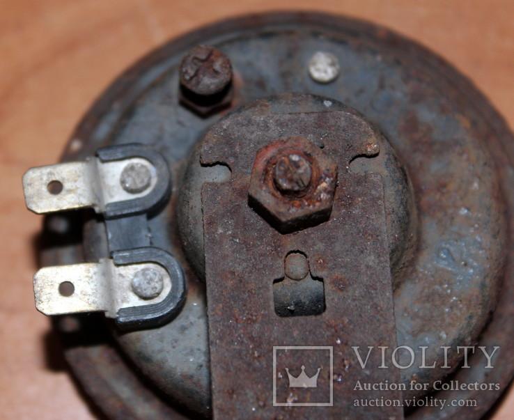 Звуковой сигнал 12 В. (не проверялся), фото №4