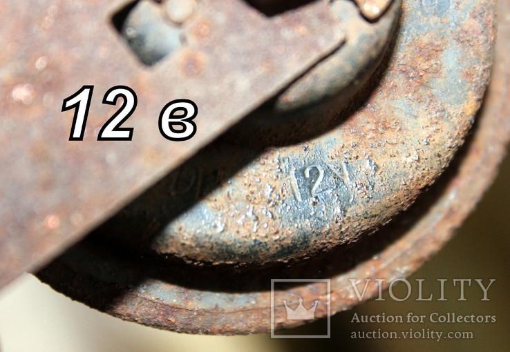 Звуковой сигнал 12 В. (не проверялся), фото №6