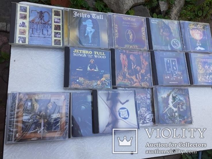 Дискография Jethro Tull коллекция 25 дисков, фото №4