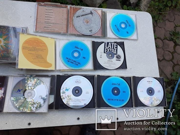Дискография Jethro Tull коллекция 25 дисков, фото №8