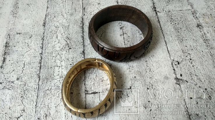 Лот браслетов 5 шт, фото №5