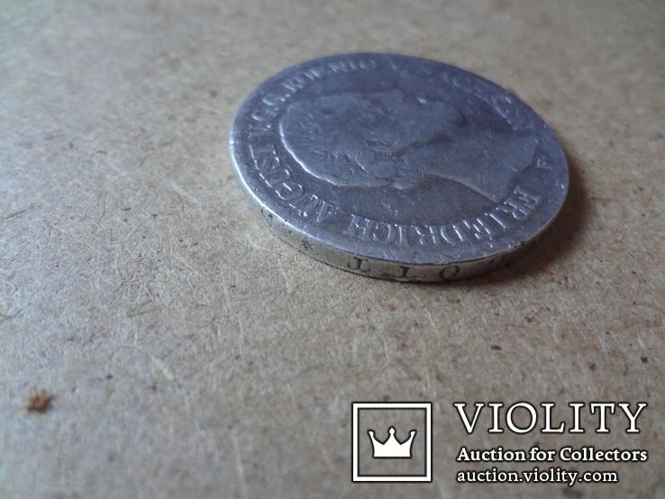 1 талер 1853  Саксония  серебро    (9.8.11)~, фото №5
