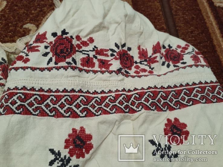 Сорочка жіноча куцик 4, фото №6