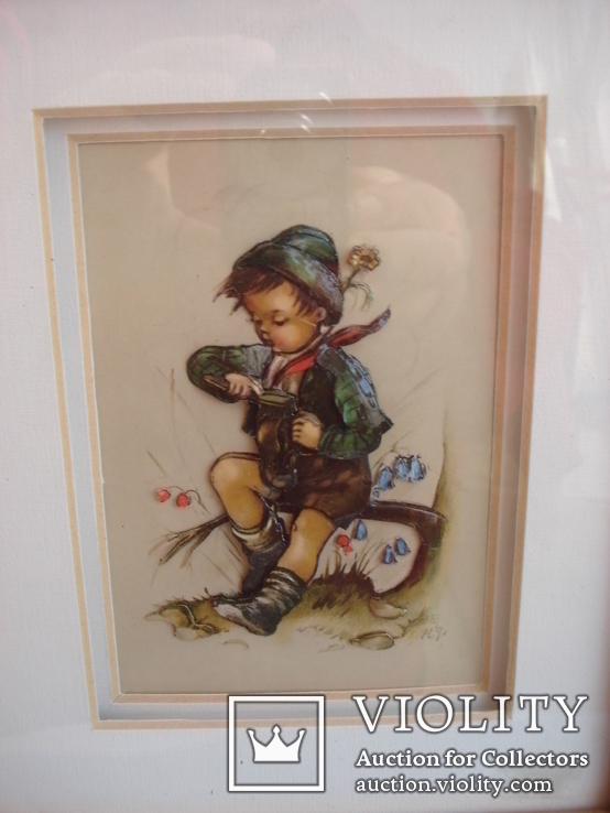 """Мальчик чистит башмачок"", фото №3"