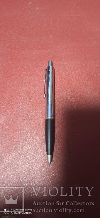 Ручка шариковая parker frontier usa, фото №2