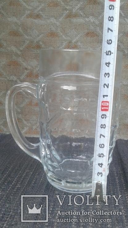 Пивной бокал 0.5л, лот2, фото №3