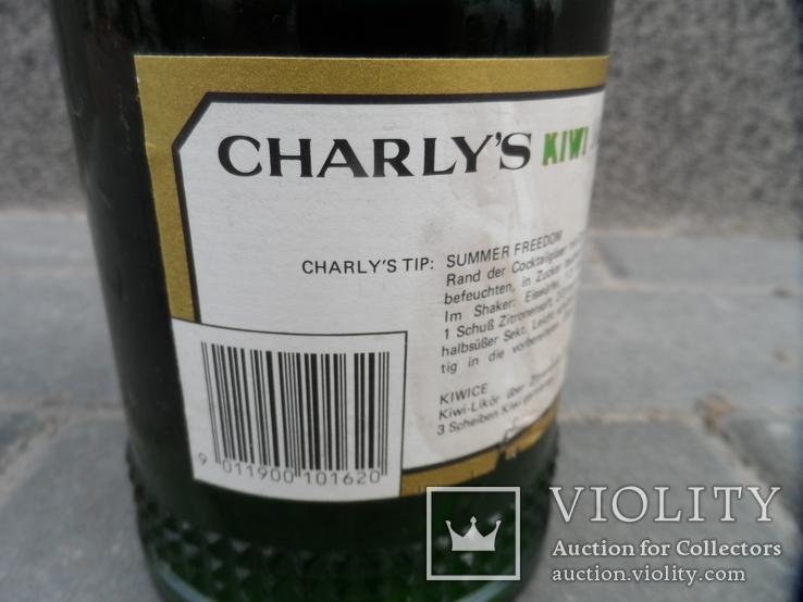 Ликер KIWI с мякотью CHARLYS 0.7 L Австрия, фото №9