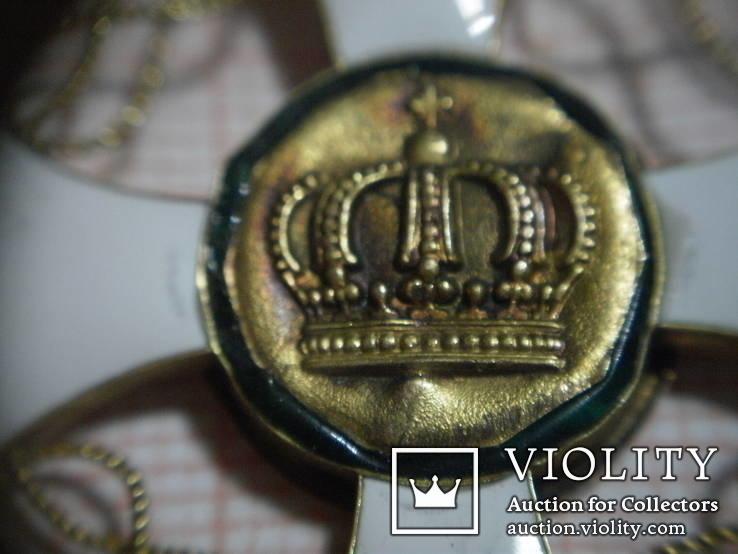 Золотой Орден Итальянской Короны 5-й степени, фото №5